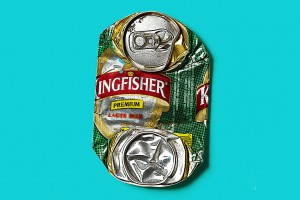 #055 Kingfisher Lager